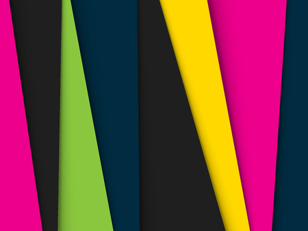 Colorful geometric background. Abstraction vector pattern with stripes. EPS10