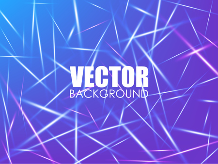 Abstract lines flow. Dynamic fluid trendy background. Vector illustration EPS10