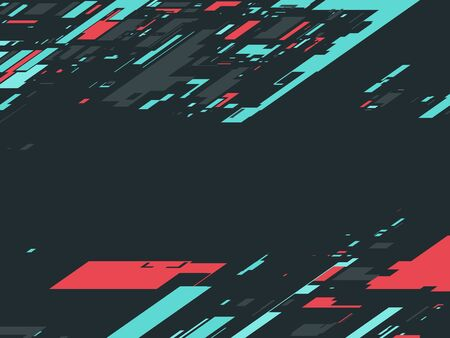 Technology concept background. Abstract vector illustration