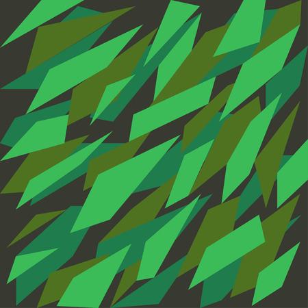 Camouflage géométrique motif de fond