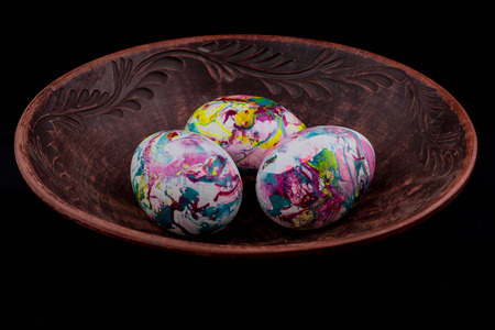 composition: Easter composition