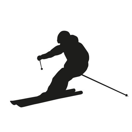 narciarz: Narciarz sylwetka