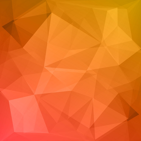 naranja fruta: Rojo abstracto y fondo naranja