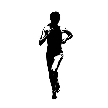 Vector Illustration Keywords: Run