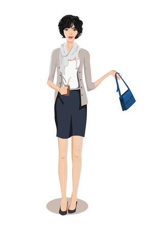 length: female executive