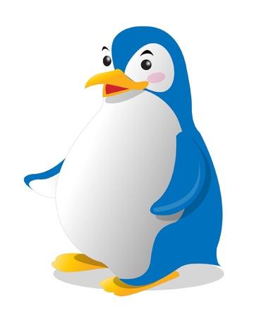 penguin Vector