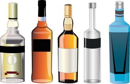Alcohol  Illustration