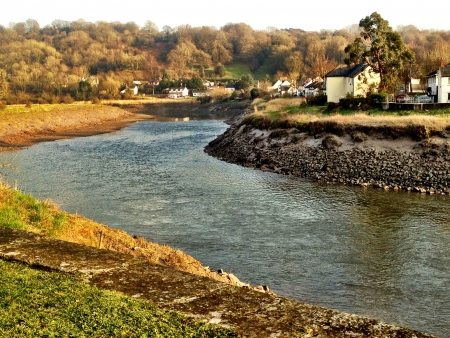 River Usk Imagens