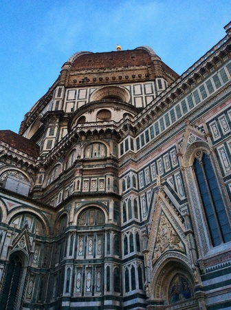 florence: Florence cathedral Stock Photo
