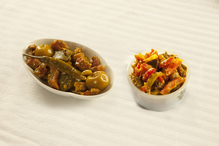 pickle: Mixed IndianPakistani Pickle achaar