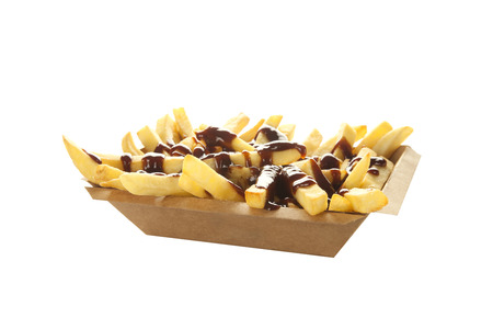 BBQ French Fries Chips