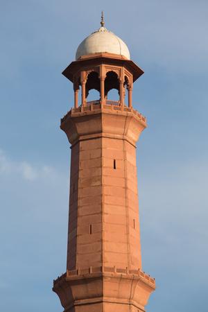 Minaret Tower of calling prayer to muslims
