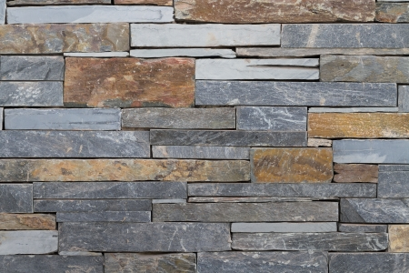 Background of stone wall texture Reklamní fotografie