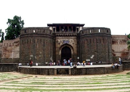 maharashtra: Shaniwar Wada, the Peshawa Palace at Pune