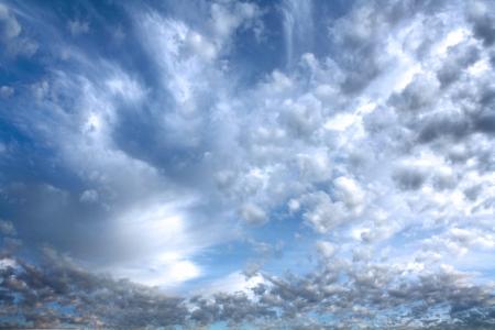 windswept: Windswept Clouds
