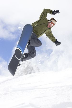 snowboarder Stock Photo - 2776551