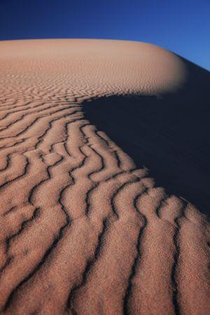 Sossusvlei at sunrise, Namib-Naukluft National Park, Namibia Stock Photo - 4680567