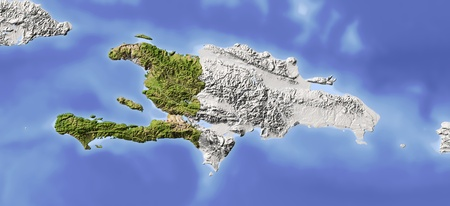 haiti: Haiti.  Stock Photo