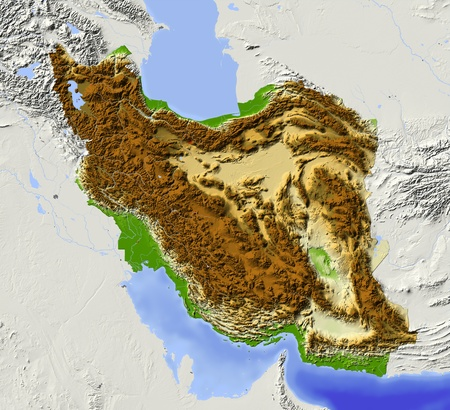persia: Iran.   Stock Photo