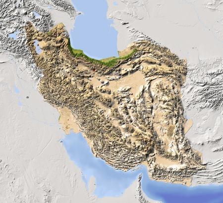 Iran.  Stock Photo
