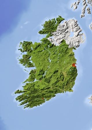 terrain: Ireland, Republic.  Stock Photo