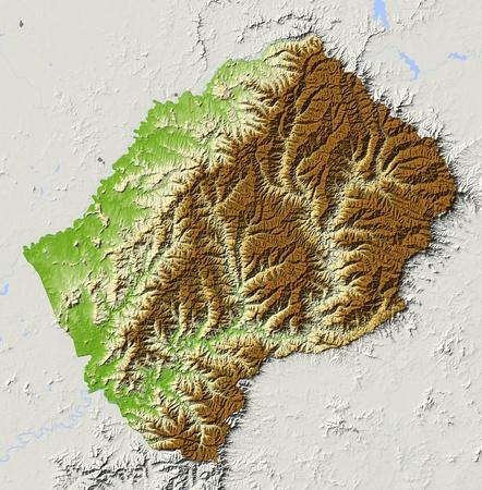 lesotho: Lesotho  Stock Photo