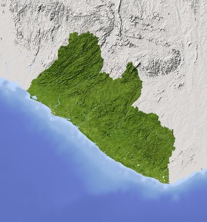 liberia: Liberia.  Stock Photo