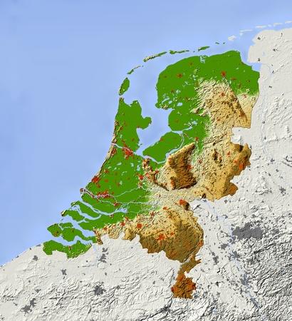 Netherlands.  Stock Photo - 10898961