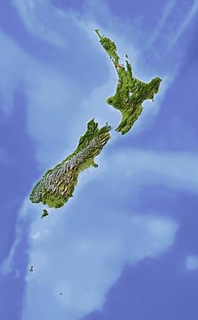 maories: Nueva Zelanda. Foto de archivo