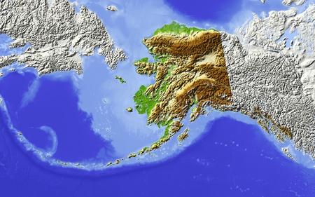 Alaska.  Imagens