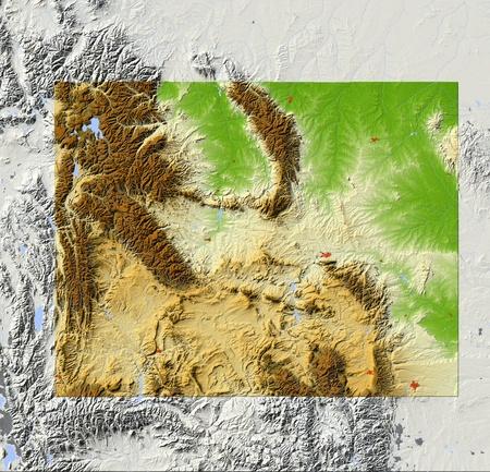 Wyoming.  Imagens