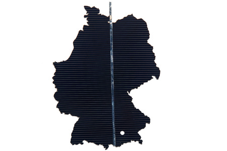 modules: Solar modules in Germany
