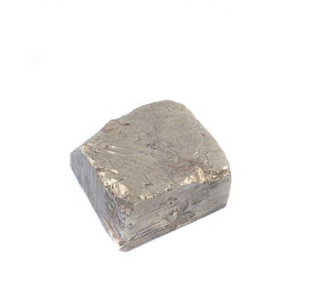 natural mineral - pyrite Stock Photo