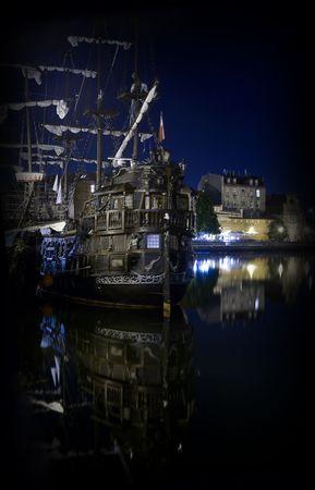 caravelle: Caravel � la nuit