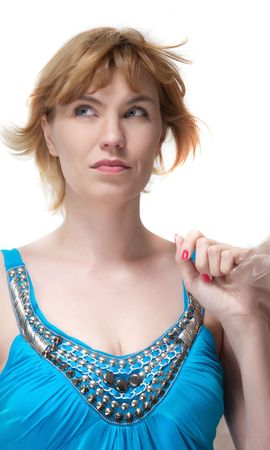middle age lady Stock Photo - 8462837