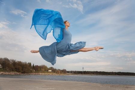 ballett: Fliegen Sie �ber den Himmel