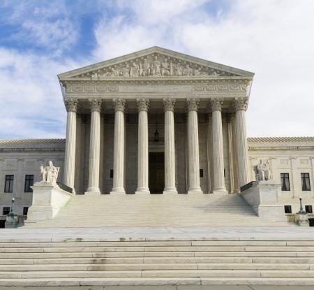 The United States Supreme Court building, Washington, DC photo