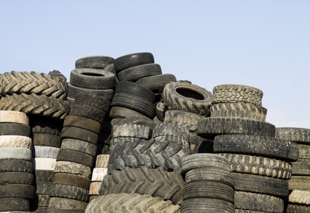 rimless: Heap of tires