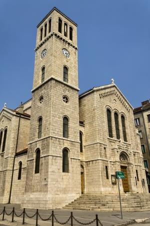 sarajevo: Old church in Sarajevo, Bosnia and Herzegovina.