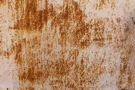 Background, texture: rusty metal. Can be used for design.
