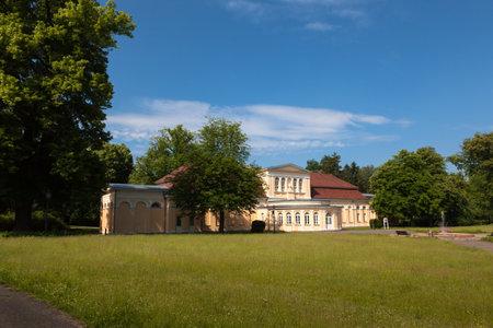 Orangerie in Neustrelitz at Castle Park