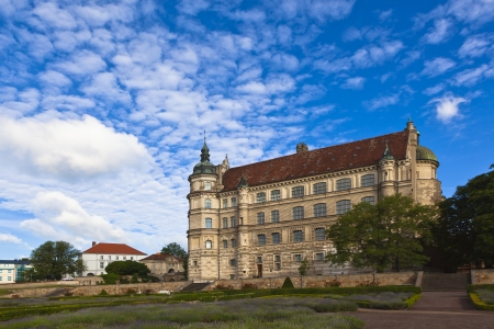 Schwerin castle, Schwerin, Mecklenburg-Vorpommern, Germany Stock ...