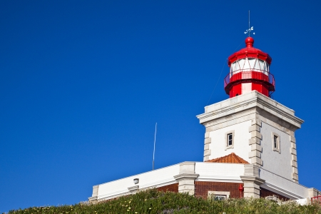 savety: lighthouse cabo da roca in Portugal