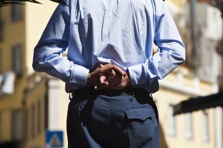 savety: hands Stock Photo