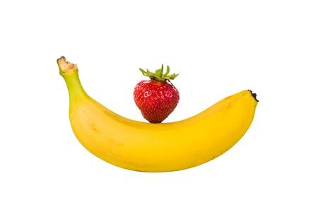 optionnel: Fraise et la banane en option