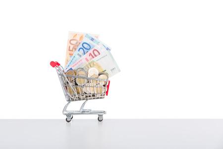 pushcart: consume costs