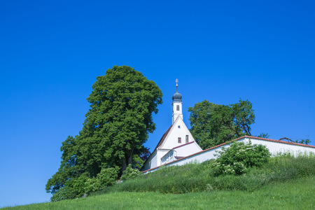 chappel: Nice old chapel at Wolfegg near Weingarten in Germany