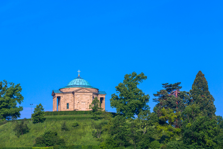 place of interest: place of interest in Stuttgart - the grave chapel