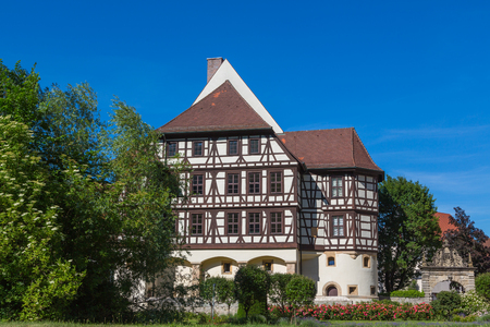 Old castle at Bad Urach in Germany