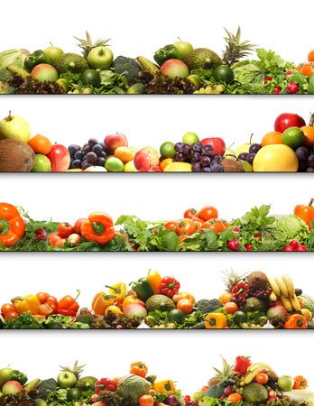 5 voeding texturen Stockfoto - 38378963